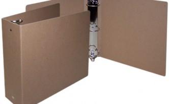 bìa sổ làm từ giấy chipboard