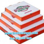Địa chỉ làm hộp bánh Pizza tại Tp.HCM