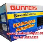 Mẫu thùng giấy carton Ampli Gunners