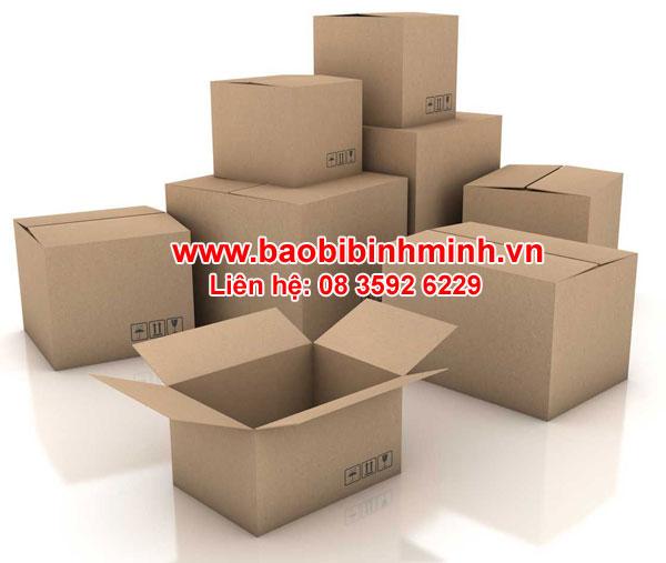 địa chỉ chuyên sản xuất thùng carton bao bì giá rẻ