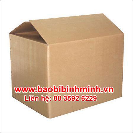 Thùng carton, Hộp carton