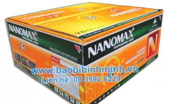 thung carton ampli Nanomax