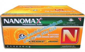 thùng carton ampli Nanomax