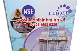 thùng carton lọc nước