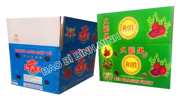 sản xuất thùng đựng trái cây Thanh Long xuất khẩu - hinh 4