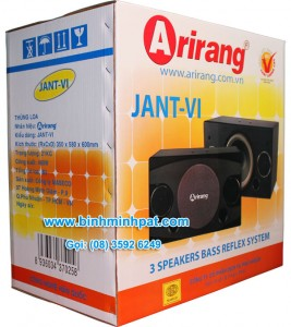 thung carton loa Arirang