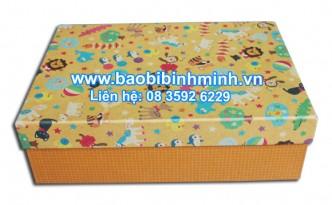 hộp giấy đựng quà