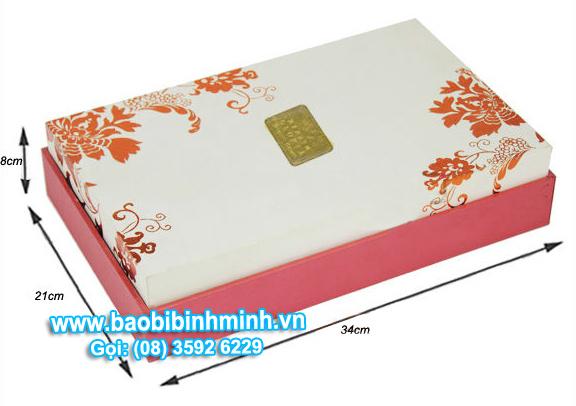 chi tiết kỹ thuật hộp giấy thực phẩm