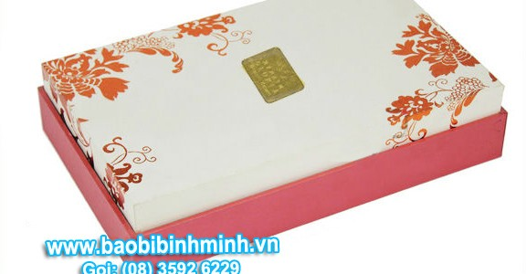 hộp giấy thực phẩm