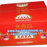 Công ty chuyên sản xuất thùng đựng trái cây Thanh Long xuất khẩu.