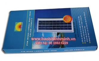 hộp carton đựng pin mặt trời