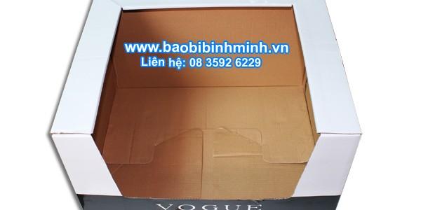 thùng carton xuất khẩu