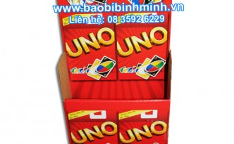 kệ giấy trưng bày - Uno