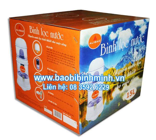 thùng lọc nước alibao