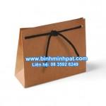 Túi giấy đựng quà dễ thương với duy băng-BAG-1006