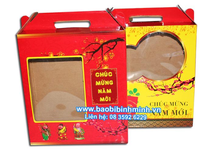 hộp carton in offset đựng quà tết 2014- trong chiến lược tiếp thị sản phẩm
