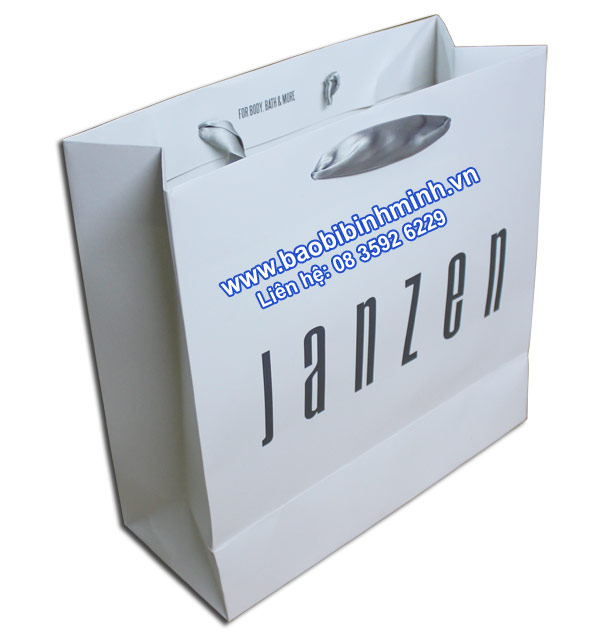 Túi giấy in offset JanZen
