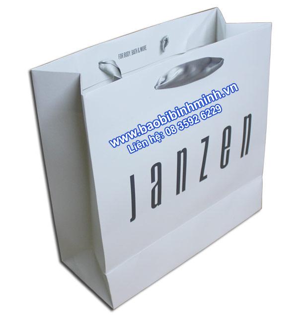 Túi giấy JANZEN cao cấp