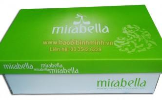Mẫu Hộp giày Mirabella