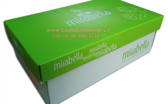 Hộp giày Mirabella