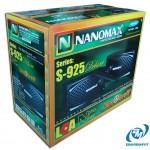 Thùng Loa NaNoMax S-925 in offset khổ lớn