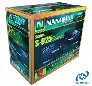 thùng NANOMAX in offset khổ lớn cao cấp