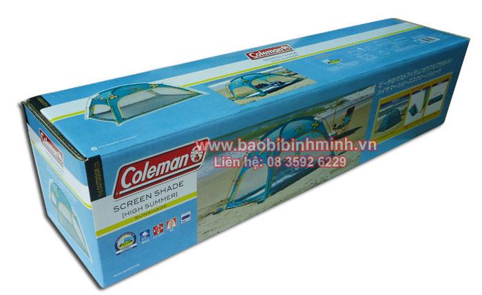 Hộp giấy Coleman-Screen Shade [High Sumer] xuất khẩu