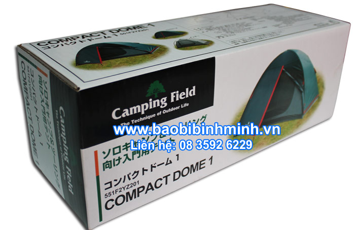Hộp giấy in offset – COMPACT DOME 1