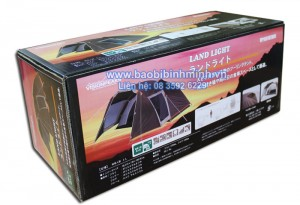 Hộp carton in offset 3 lớp - LAND LIGHT