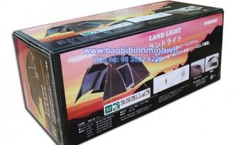 Hộp carton in offset 3 lớp - LAND LIGHT