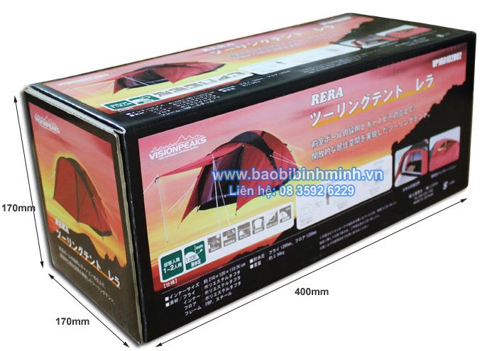 Kích thước Hộp giấy carton 3 lớp rera xuất khẩu