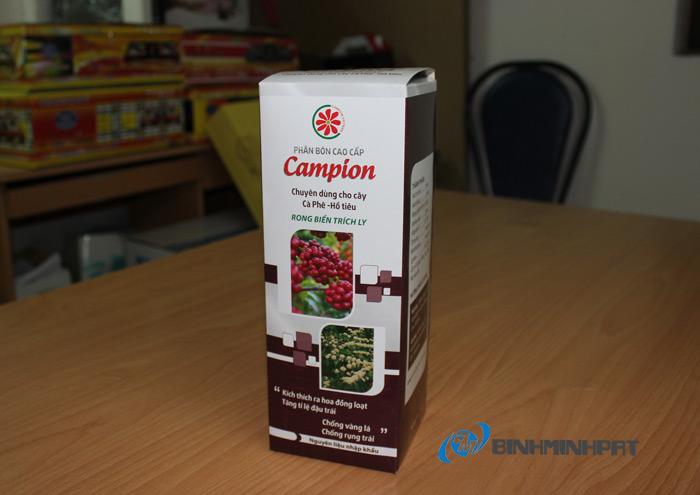 hộp giấy duplex in offset đóng gói phân bón cho tiêu, cà phê