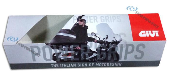 Hộp giấy đóng gói phụ kiện xe máy
