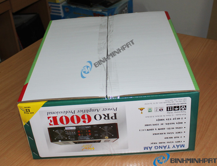 thùng carton 5 lớp đóng gói ampli