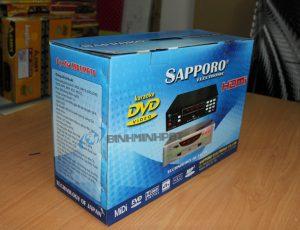 in thùng carton 3 lớp đựng đầu Karaoke SAPPORO