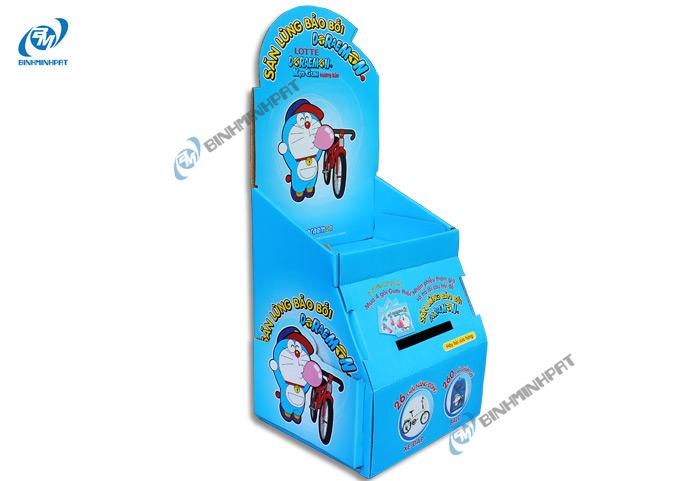 Kệ giấy trưng bày Kẹo Gum 02