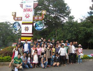 Bình Minh PAT du lịch Đà Lạt