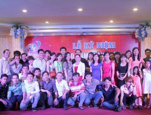 Kỹ niệm 10 năm Bình Minh PAT