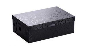 In hộp giấy đựng giày đẹp, giá rẻ cho shop - hinh 1