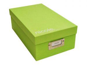 In hộp giấy đựng giày đẹp, giá rẻ cho shop - hinh 4