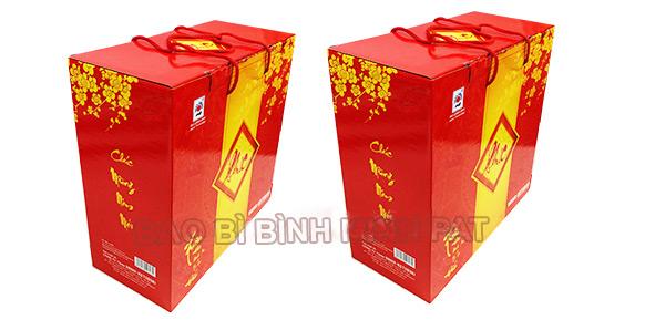 In hộp quà tết, hộp đựng quà cao cấp - hinh 2
