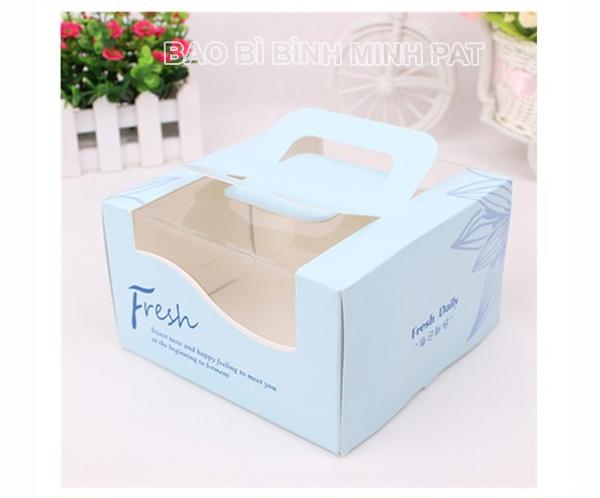 In hộp giấy đựng bánh kem tại TpHCM- hinh 2