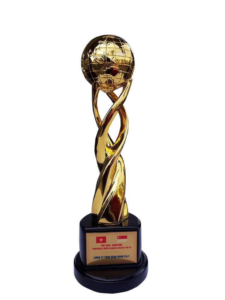 Giấy chứng nhận, giải thưởng của Cty Bao Bì Bình Minh - hinh 1