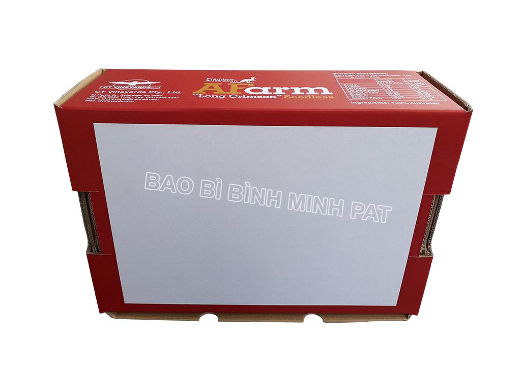 In hộp giấy carton đựng nho tươi xuất khẩu - hinh 2