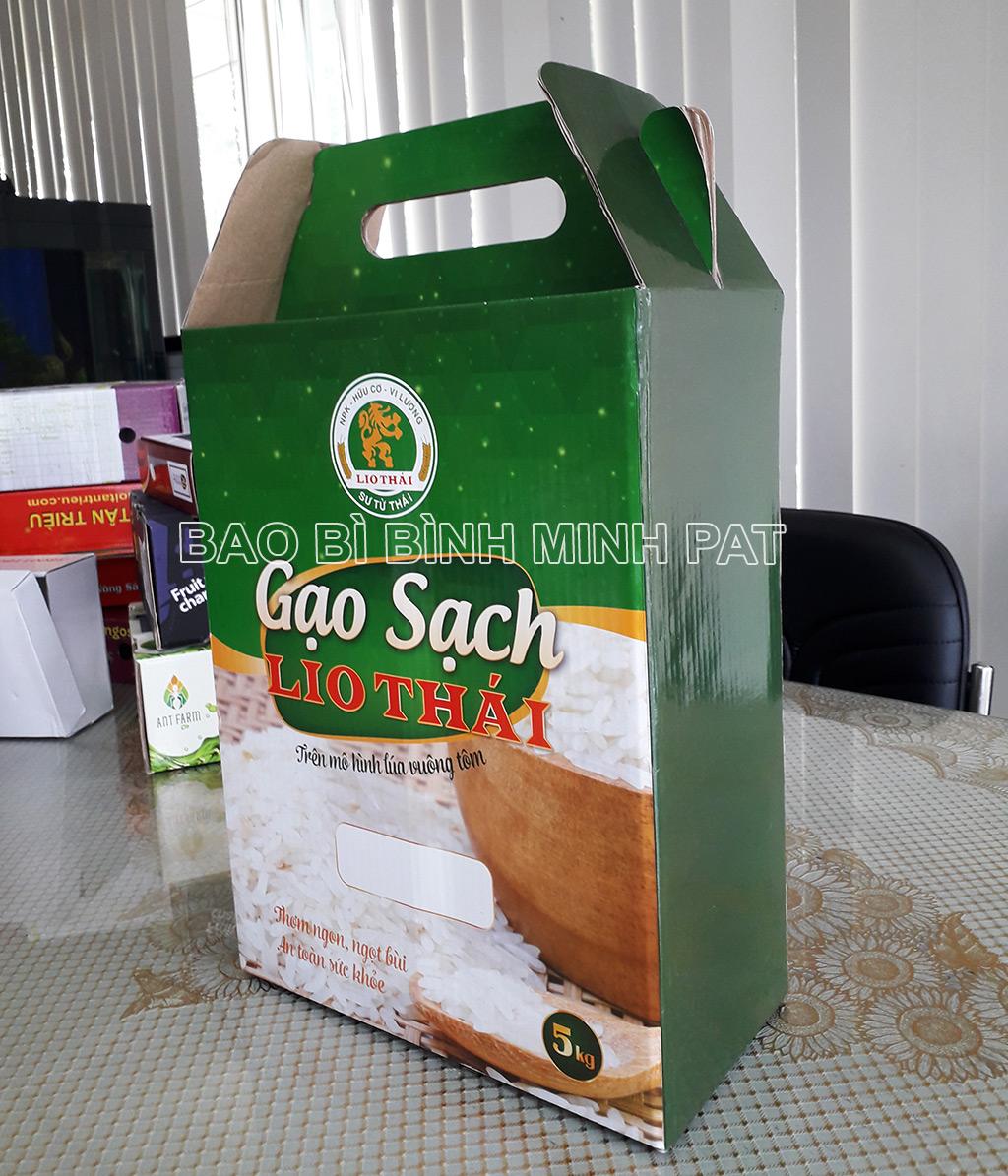In hộp carton đựng gạo sạch - hinh 2