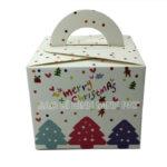 In hộp bánh, hộp thực phẩm cho mùa giáng sinh