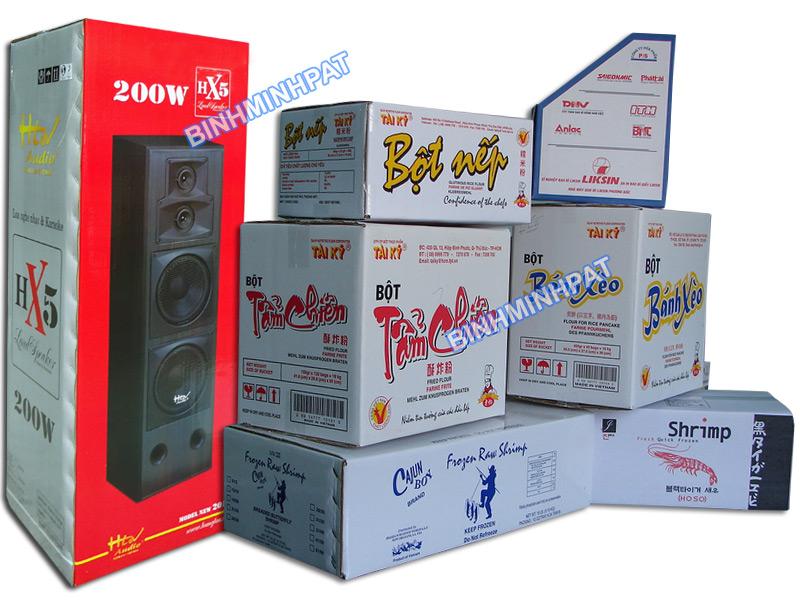 Địa chỉ đặt mua thùng carton khổ lớn giá rẻ