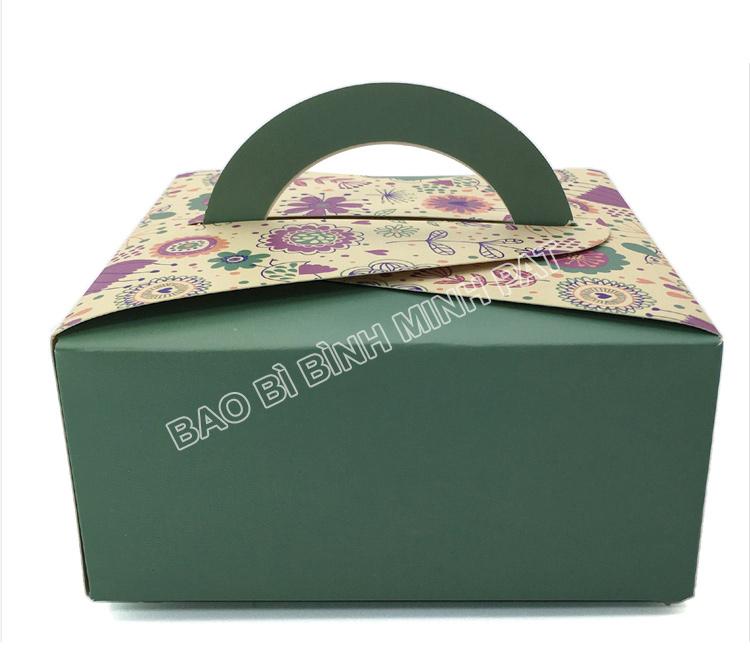 Mẫu hộp giấy đựng bánh kem BMP-BOX27818 - hinh 3