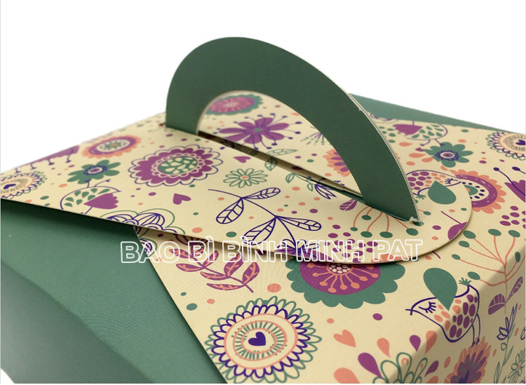 Mẫu hộp giấy đựng bánh kem BMP-BOX27818 - hinh 4