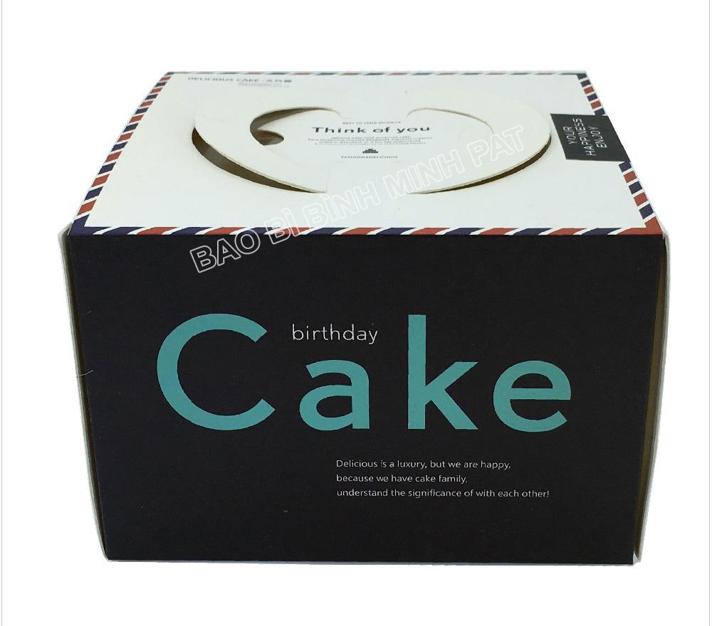 Mẫu hộp bánh sinh nhật BMP-BOX82818 đẹp sang trọng - hinh 2